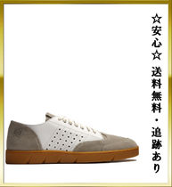 "[保証]追跡あり""Loewe""Low-top leather and suede M スニーカー"