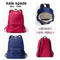kate spade new york☆リボンがポイント!キッズ用バックパック