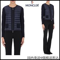 嬉しいセール♪ Moncler ◇ Down-Quilted Cotton Sweater