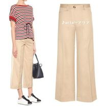 【関税送料込】Moncler Cotton trousers beige♪
