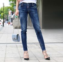 【関税負担】 DSQUARED2 17AW MEDIUM WAIST TWIGGY JEAN
