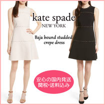 【国内発送】 BAJA BOUND STUDDED CREPE DRESS セール