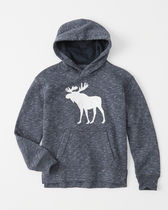 【Abercrombie Kids】graphic hoodie ロゴ☆フーディ・パーカー