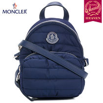 TOPセラー賞受賞!17/18秋冬┃MONCLER★SMALL BACKPACK_ネイビー