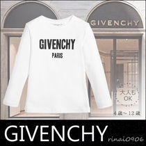 *GIVENCHY*大人もOK☆ Luxurious ホワイトコットントップ 4-12Y