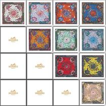 [HERMES]  ☆NEW☆ Silk 90x90 Flowers of South Africa10色