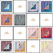 [HERMES]  ☆NEW☆ Silk 90x90 Cannes et Cannes 10色