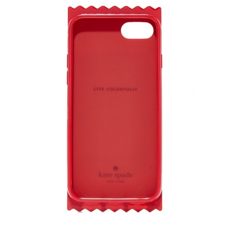 Kate Spade☆ホットソースパケット☆iPhone7ケース