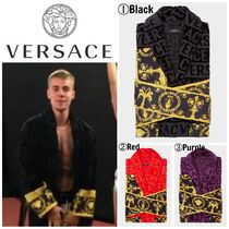 【Justin Bieber愛用】☆海外限定☆I ♡ Baroque Bathrobe