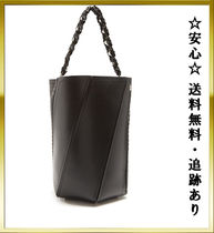 "[保証]追跡""Proenza Schouler""Hex medium leather トートバッグ"