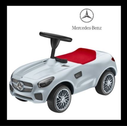 BOYSが喜ぶセレブなギフト!■Mercedes-AMG GT ■ボビーカー