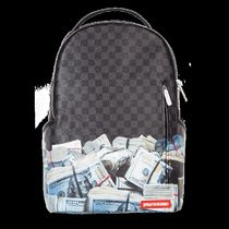 "超限定♪Sprayground♪""OFFSHORE ACCOUNT"" バックパック♪"