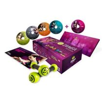 CD・DVD ズンバZUMBA fitness EXHILARATE BODY SHAPING SYSTEM with