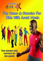 CD・DVD ズンバDanceX: Fun Dance & Exercise For Kids With Great