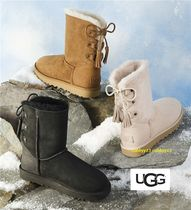 UGG Kristabelle SALE♪バックリボンが可愛いシープスキンブーツ