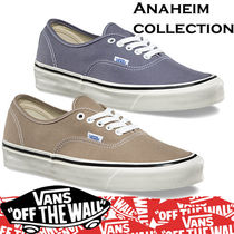 ◆Vans◆ AUTHENTIC Anaheim Factory 44 DX スニーカー2色 即発