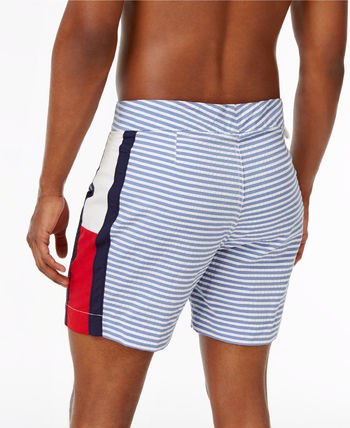 ☆Tommy Hilfiger☆  Striped Foothill ボードショーツ★