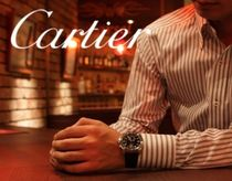 Cartier(カルティエ)  Calibre de Cartier Men's Watch W7100041
