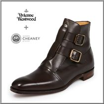 UK発☆Vivienne x Cheaney☆秋冬新作 Seditionary Dress Boots