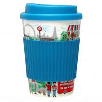 [Cath Kidston] ★最新作★ LONDON STREETS TRAVEL CUP