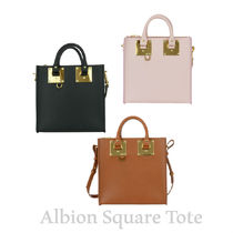 17-18AW SOPHIE HULME★Albion Square Tote G3色 関税/送料込