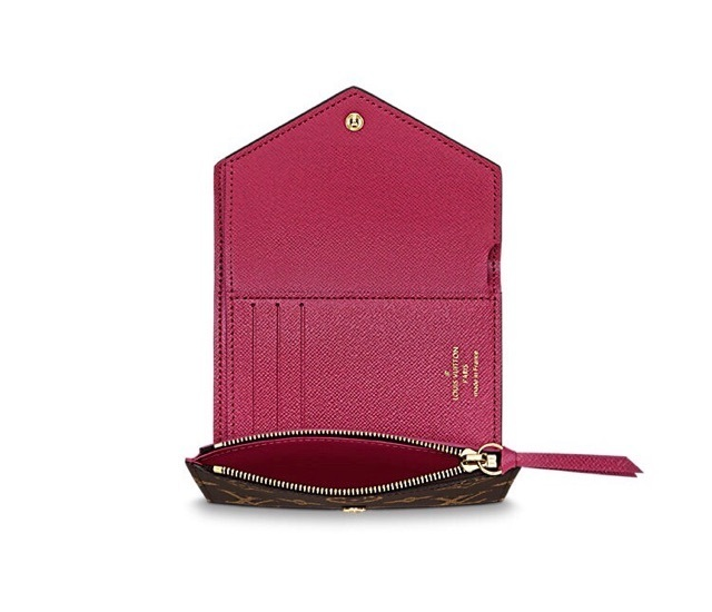 VICTORINE WALLET ヴィトン 折りたたみ財布 国内発送 2017AW