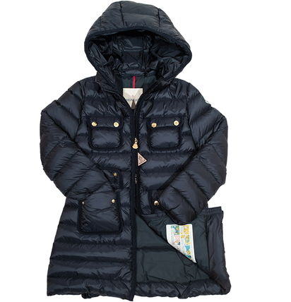 "MONCLER アウター 新作♪ MONCLER Jr ""NUAGES""Wポケットダウン12/14A【関税込】(2)"