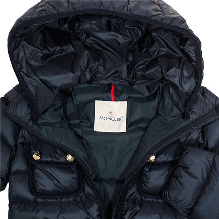 "MONCLER アウター 新作♪ MONCLER Jr ""NUAGES""Wポケットダウン12/14A【関税込】(3)"