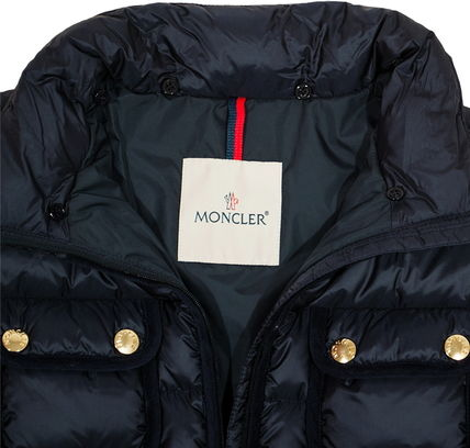 "MONCLER アウター 新作♪ MONCLER Jr ""NUAGES""Wポケットダウン12/14A【関税込】(5)"