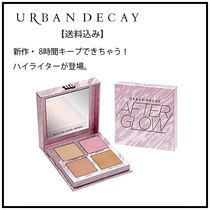 Urban Decay(アーバンディケイ) フェイスパウダー Urban Decay 新作 AFTERGLOW  Highlighter Palette ハイライター