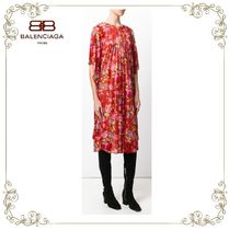 【17AW!新作!】★BALENCIAGA★short Gospel dress