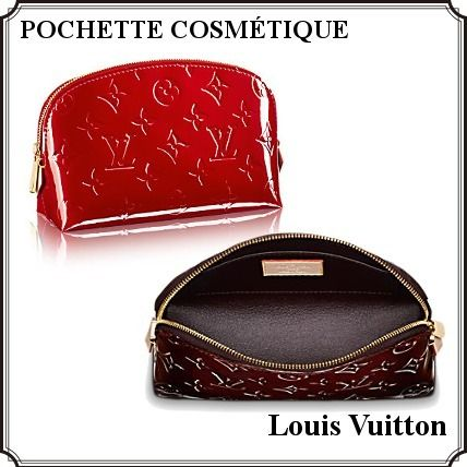 Louis Vuitton メイクポーチ *関税補償*コンパクト☆ポシェットコスメティックLouis Vuitton