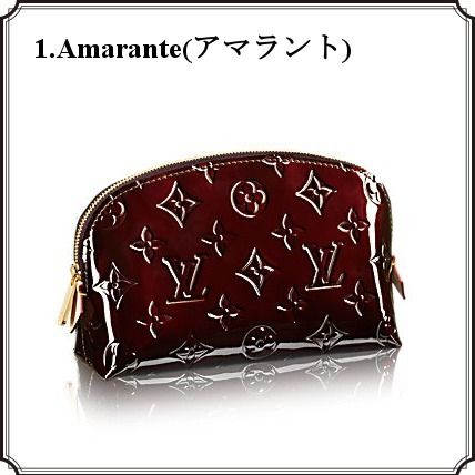 Louis Vuitton メイクポーチ *関税補償*コンパクト☆ポシェットコスメティックLouis Vuitton(2)