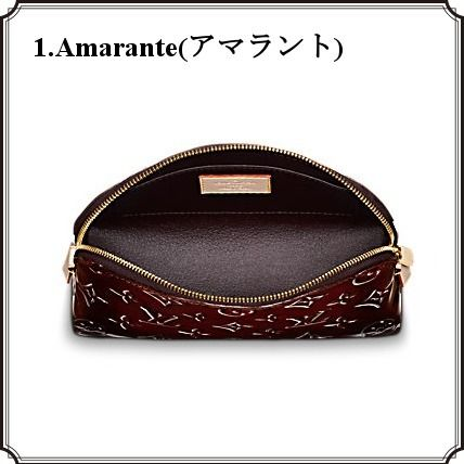 Louis Vuitton メイクポーチ *関税補償*コンパクト☆ポシェットコスメティックLouis Vuitton(3)
