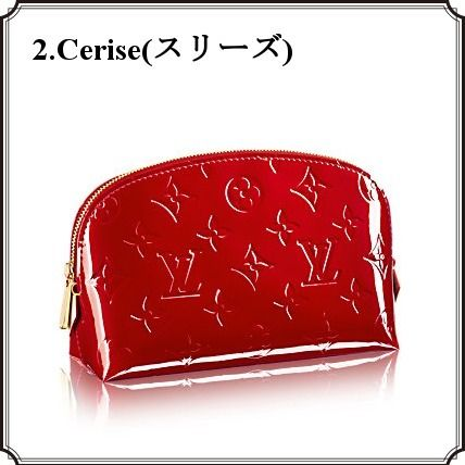 Louis Vuitton メイクポーチ *関税補償*コンパクト☆ポシェットコスメティックLouis Vuitton(4)