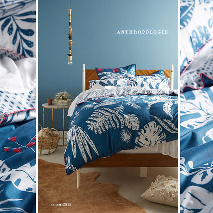 【ANTHROPOLOGIE】Palmera Duvet 掛布団カバー