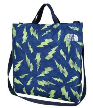 (ザノースフェイス) KIDS TOTE BAG BLUE NN2PI53T