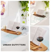 Urban Outfitters☆Me Time Bamboo Bath Tray Caddy☆