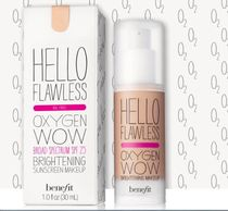 BENEFIT Hello Flawless Oxygen Wow! リキッドファンデーション