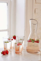 追跡・補償あり【宅配便】Ombre Brunch Tumbler + Carafe Set