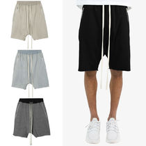 新作 mnml LAX SWEATSHORTS DROP-CROTCH ミニマル ショーツ