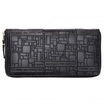 COMME DES GARCONS ラウンドファスナー長財布 SA0110EL BLACK