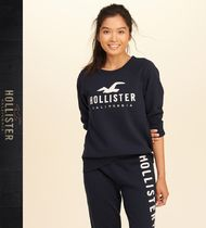 ★新作★送料込★Hollister★Iconic Logo Graphic Sweatshirt★