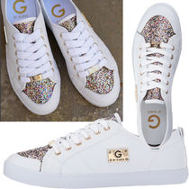 【SALE】G by GUESS Mallory6★グリッタースニーカー