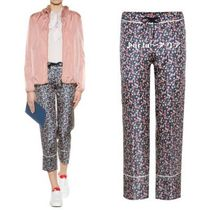 【関税送料込】MONCLER flowerprinted Silk trousers♪