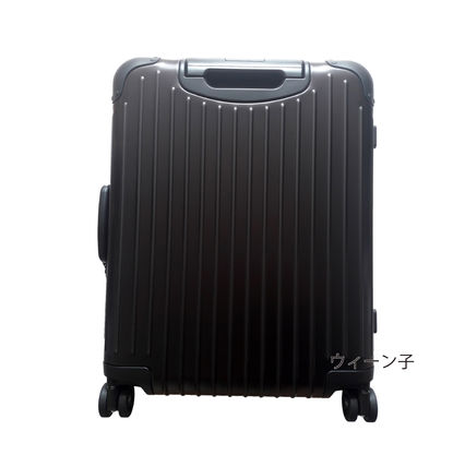 MONCLER スーツケース RIMOWA×MONCLER★TOPAS STEALTHビジネス・1st機内56㌢45㍑4輪(6)