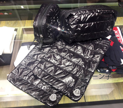 MONCLER スーツケース RIMOWA×MONCLER★TOPAS STEALTHビジネス・1st機内56㌢45㍑4輪(12)