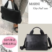 【Sale】 ♡MARNI♡ City Pod トートバッグ