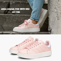 adidas★STAN SMITH BOLD W★プラットフォーム★ICEY PINK
