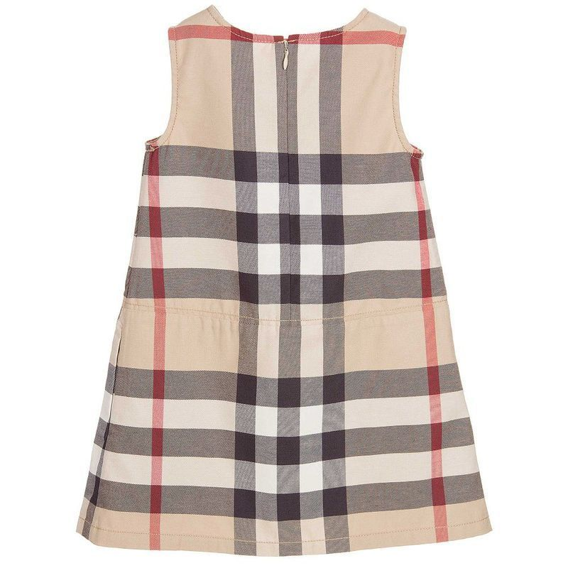 【関税/送料込】Burberry New Classic Check Dress 国内発送